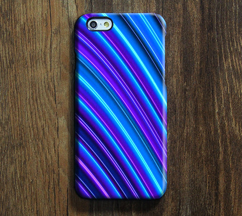 Laser Stripes Tough iPhone 6s Plus/6/5S/5C/5/SEProtective Case #409 - Acyc - 1