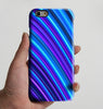 Laser Stripes Tough iPhone 6s Plus/6/5S/5C/5/SEProtective Case #409 - Acyc - 4