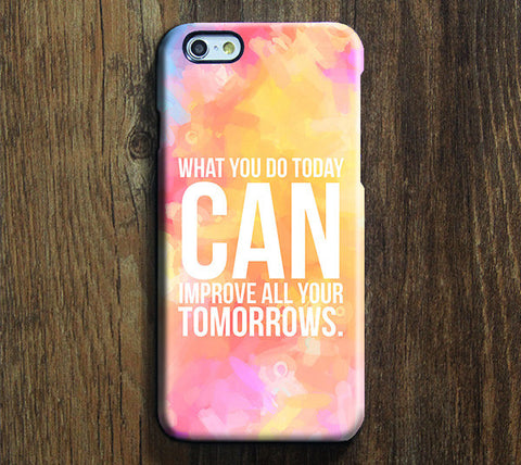 You Can Quote Tough  iPhone 6s Plus/6s/5S/5C/5/4S/4 Dual Layer Protective Case #597 - Acyc - 1