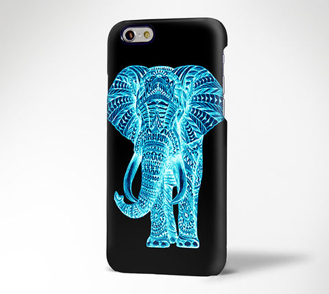 Fancy Elephant Design iPhone 6s Case/Plus/5S/5C/5/4S Dual Layer Durable Tough  Case #718 - Acyc - 1