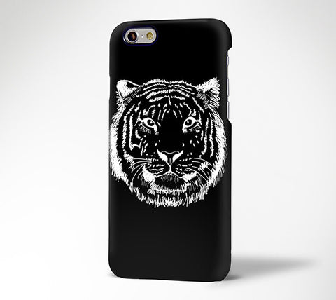 Fashion Tiger Face Style iPhone 6 Case/Plus/5S/5C/5/4S Dual Layer Durable Tough Case #721 - Acyc - 1