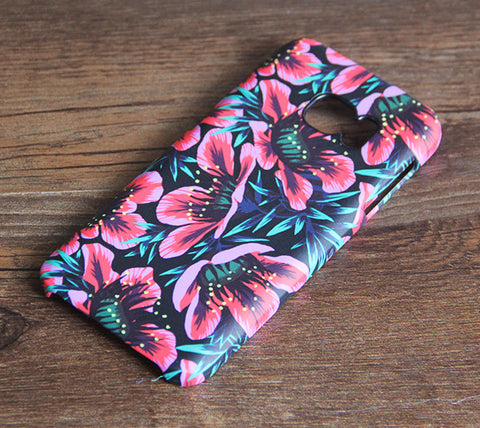 Elegant Chic Floral  Samsung Galaxy S7 Edge/S7/S6 Edge Plus/S6 Edge/S6/S5/S4/Note 5/Note 4/Note 3 Case 733 - Acyc - 1