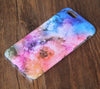 Nebula Galaxy Floral iPhone 6s 6 Tough Case/Plus/5S/5C/5/SE Dual Layer Case #818 - Acyc - 1