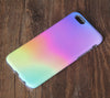 Rainbow Pastel Abstract Rainbow Color iPhone 6s 6 Tough Case/Plus/5S/5C/5/SE Protective Case #836 - Acyc - 1