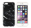 Black Marble Design iPhone 6s 6 Case/Plus/5S/5C/5/4S Dual Layer Durable Tough Case #859 - Acyc - 1