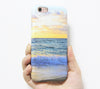 Holiday in Shore Sea Beach iPhone 6s 6 Tough Case/Plus/5S/5C/5/SE Protective Case #899 - Acyc - 1