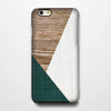 Life Style Geometric Green iPhone 6 Case/Plus/5S/5C/5/4S Protective Case #911 - Acyc - 1