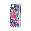 Stylish Printing Monogram iPhone 6 Plus 6 5S 5 5C 4S 4S 4 Tough Case 927 - Acyc - 1