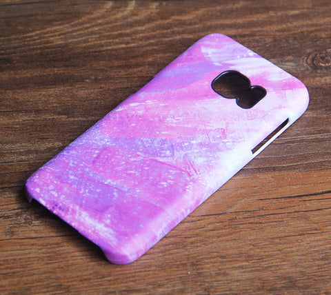 Sparkle Purple Pink Samsung Galaxy S7 Edge/S7/S6 Edge Plus/S6 Edge/S6/S5/S4/Note 5/Note 4/Note 3 Case 949 - Acyc - 1