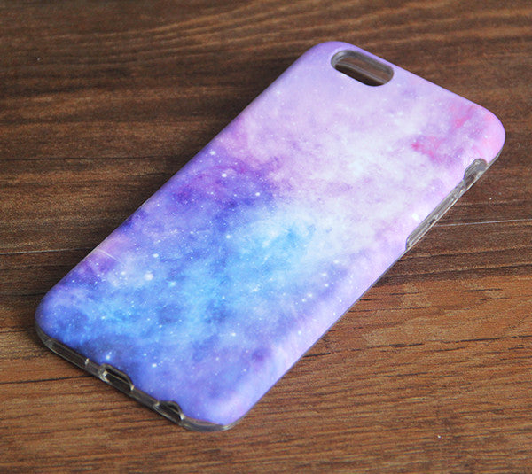 new york 57a4a 0c488 Nebula Galaxy Pastel iphone 8/7 iPhone 6s 6 Case/Plus/5S/5C/5/4S Dual Layer  Durable Tough Case #961