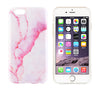 Marble Pink Pastel Print iPhone 6s 6 Case/Plus/5S/5C/5/4S Dual Layer Durable Tough Case #966 - Acyc - 1