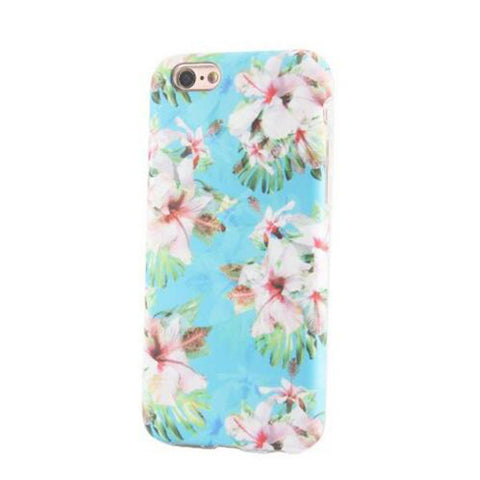 Elegant Chic Floral iPhone 6s 6 Case/Plus/5S/5C/5/SE Dual Layer Durable Tough Case #981 - Acyc - 1