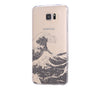 Ocean Wave Samsung Galaxy S6 Edge Clear Case S6 Case S5 Transparent Cover iPhone 6s plus Case - Acyc - 2