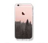 Forest  iPhone 6s 6 Clear Case iPhone 6 plus Cover iPhone 5s 5 5c Transparent Case Galaxy S6 Edge S6 S5 Case - Acyc - 1
