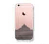 Mont Sanit Michel iPhone 6s Clear Case iPhone 6 plus Cover iPhone 5s 5 5c Transparent Case Samsung Galaxy S6 Edge S6 Case - Acyc - 1