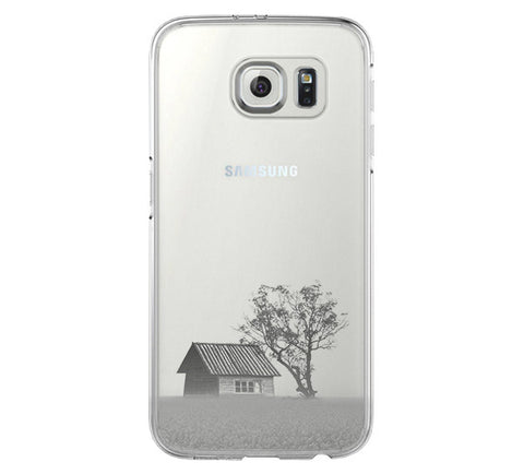 Rural Scenery in the Spring  Samsung Galaxy S6 Edge Clear Case S6 Case S5 Transparent Cover iPhone 6s plus Case - Acyc - 1