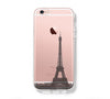 Paris Eiffel Tower  iPhone 6s Clear Case iPhone 6 plus Cover iPhone 5s 5 5c Transparent Case Samsung Galaxy S6 Edge S6 Case - Acyc - 1