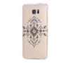 Tribal Cross Samsung Galaxy S6 Edge Clear Case Galaxy S6 Transparnet Case S5 Hard Case iPhone Crystal  Case - Acyc - 2
