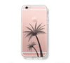 Palm Tree iPhone 6s 6 Clear Case iPhone 6 plus Cover iPhone 5s 5 5c Transparent Case Galaxy S6 Edge S6 S5 Case - Acyc - 1