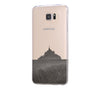 Mont Saint Michel Samsung Galaxy S6 Edge Clear Case Galaxy S6 Transparnet Case S5 Hard Case iPhone Crystal  Case - Acyc - 2