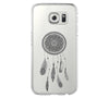 Dreamcatcher Samsung Galaxy S6 Edge Clear Case Galaxy S6 Transparnet Case S5 Hard Case iPhone Crystal  Case - Acyc - 2