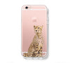 Tiger Style iPhone 6s 6 Clear Case iPhone 6 plus Cover iPhone 5s 5 5c Transparent Case Galaxy S6 Edge S6 S5 Case - Acyc - 1