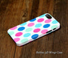 Color Dots iPhone 6s Plus/6/5S/5C/5/4 Dual Layer Durable Tough Case #228 - Acyc - 4