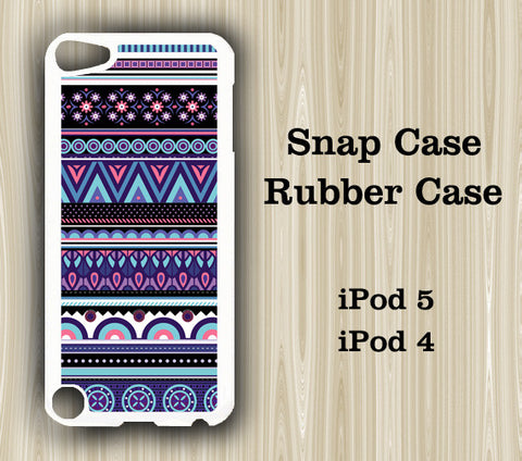 French Ethnic Pattern Touch 5 Case iPod Touch 4 Case - Acyc - 1