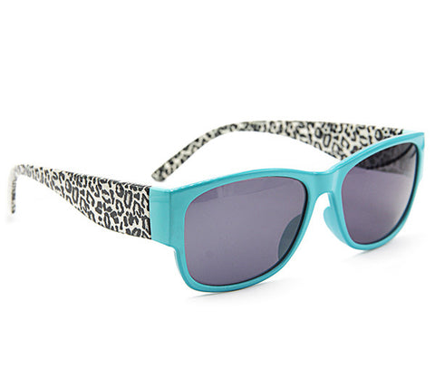 Blue Leopard Stylish Wayfarer Sunglass Stylish Summer Glasses - Acyc - 1