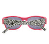 Pink Leopard Stylish Wayfarer Sunglass Stylish Summer Glasses - Acyc - 3