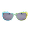 Pastel Yellow Turquoise Wayfarer Sunglass Stylish Summer Glasses G035 - Acyc - 2
