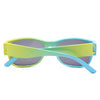 Pastel Yellow Turquoise Wayfarer Sunglass Stylish Summer Glasses G035 - Acyc - 4
