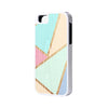 Geometric Color Piece Case for iPhone 5S/5C/5/4S/4 - Acyc - 1
