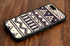 Retro Aztec iPhone 6 Plus 6 5S 5 5C 4 Rubber Case - Acyc - 2
