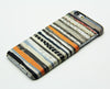 Natural Fabric Stripes iPhone 6 Case/Plus/5S/5C/5/4S Dual Layer Durable Tough Case #916 - Acyc - 4