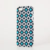 Seamless Turquoise Geometric iPhone 6 Case/Plus/5S/5C/5/4S Dual Layer Durable Tough Case #297 - Acyc - 2