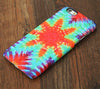 Rainbow Tie-dye Design By Alyssa Peiffer iPhone 6 Case/Plus/5S/5C/5/4S Dual Layer Tough Case #701 - Acyc - 1