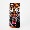 Polygon Tiger Geometric Print iPhone 6 Case/Plus/5S/5C/5/4S Dual Layer Durable Tough Case #344 - Acyc - 1
