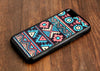 Navajo Aztec Pattern iPhone 6 Plus 6 5S 5 5C 4S 4S 4 Tough Case 108 - Acyc - 3