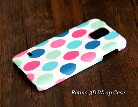 Color Dots Samsung Galaxy S5/S4/S3/Note 3/Note 2 Protective Case - Acyc - 1