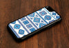 Retro Geometric iPhone 6 Plus 6 5S 5 5C 4S 4S 4  Tough Case 104 - Acyc - 3
