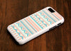 Pink Ethnic Aztec iPhone 6 Plus 6 5S 5 5C 4S 4 Tough Case 120 - Acyc - 2