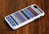 Retro Aztec Ethnic iPhone 6 Plus 6 5S 5 5C 4S 4S 4  Tough Case 110 - Acyc - 2