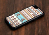 Retro Stripes iPhone 6 Plus 6 5S 5 5C 4S 4S 4 Tough Case 131 - Acyc - 2