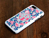 Stylish Printing Monogram iPhone 6 Plus 6 5S 5 5C 4S 4S 4 Tough Case 927 - Acyc - 2
