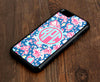 Stylish Printing Monogram iPhone 6 Plus 6 5S 5 5C 4S 4S 4 Tough Case 927 - Acyc - 3