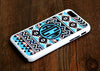 Ethnic Monogram iPhone 6 Plus 6 5S 5 5C 4 Tough Case 931 - Acyc - 2