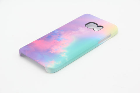 Pastel Pink  Samsung Galaxy S7 Edge/S7/S6 Edge Plus/S6 Edge/S6/S5/S4/Note 5/Note 4/Note 3 Case 707 - Acyc - 1