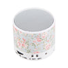 Flowers Pastel Design Portable Bluetooth Mini Speaker - Acyc - 2