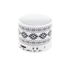 Retro Aztec B/W Portable Mini Bluetooth Speaker - Acyc - 1